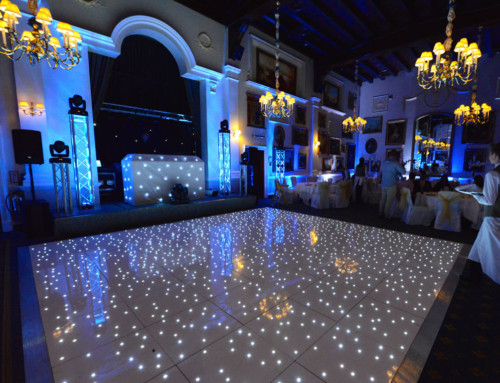 Platinum Package with Extra LED Dance Floor